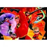 Clementoni-27106 Disney Pixar - The Incredibles 2