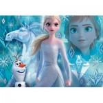 Clementoni-27127 Disney La Reine des Neiges 2