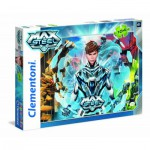 Clementoni-27895 Max-imize Max Steel