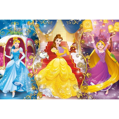Clementoni-27983 Disney Princess