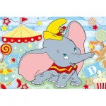 Clementoni-28501 Pièces XXL - Dumbo