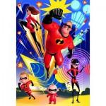 Clementoni-29056 Disney Pixar - The Incredibles 2