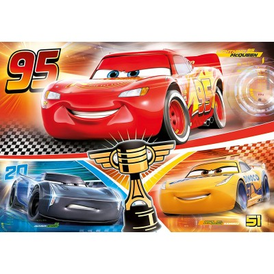 Clementoni-29291 Supercolor Cars 3