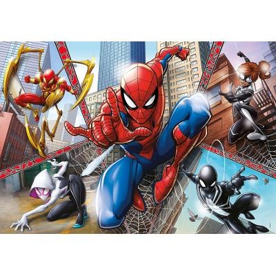 Clementoni-29302 Supercolor Spiderman