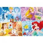 Clementoni-29740 Disney Princess