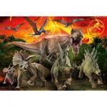 Clementoni-29752 Jurassic World