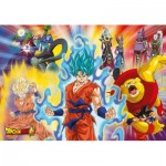 Clementoni-29761 Supercolor Dragon Ball