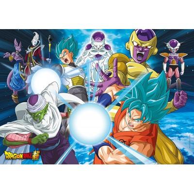 Clementoni-29762 Dragon Ball