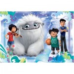 Clementoni-29764 Supercolor Dreamworks Abominable