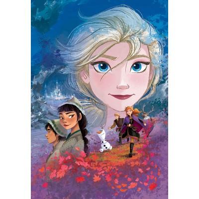 Clementoni-29768 Supercolor Disney Frozen 2