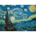 Clementoni-30314 Van Gogh : La nuit étoilée