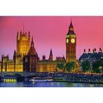 Clementoni-30378 Londres de Nuit