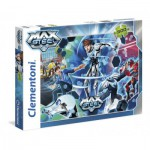 Clementoni-30452 Go Turbo Flight Max Steel