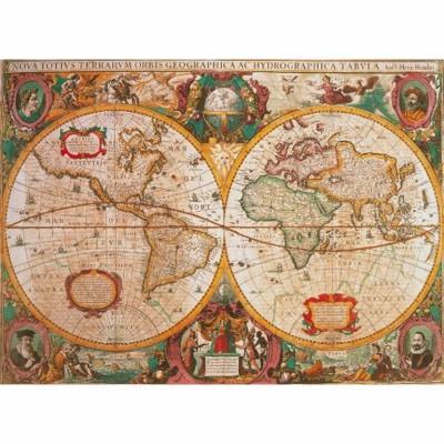 Clementoni-31229 Carte antique