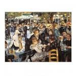 Clementoni-31412 Renoir : Le Bal du Moulin de la Galette