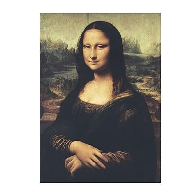 Clementoni-31413 Léonard de Vinci : La Joconde