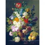 Clementoni-31415 Van Dael : Vase de fleurs
