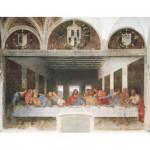 Clementoni-31447 Léonard de Vinci  :  La cène