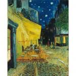 Clementoni-31470 Van Gogh : Le café, le soir