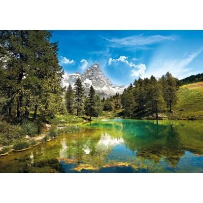 Clementoni-31680 Le Lac Bleu