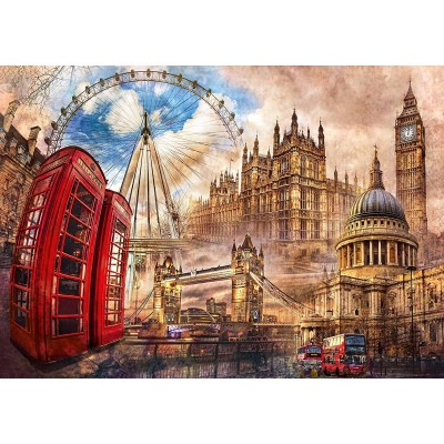Clementoni-31807 Londres