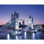 Clementoni-33527 Royaume-Uni, Londres : Tower Bridge