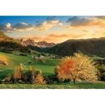 Clementoni-33545 Les Alpes