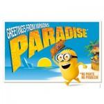 Clementoni-35030 Minions - Paradise