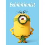 Clementoni-35031 Minions - Exhibitionist