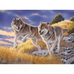 Clementoni-35033 Agnew: Les Loups