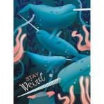 Clementoni-35070 Narval - Fantastic Animals