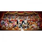 Clementoni-38010 Orchestre Disney