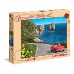 Clementoni-39357 Dominic Davison: Romantic Capri