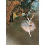 Clementoni-39379 Degas Edgar - Ballerine