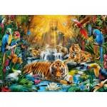 Clementoni-39380 Tigre Mystérieux