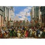 Clementoni-39391 Caliari : Les Noces de Cana