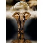 Clementoni-39416 Eléphant