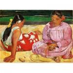 Clementoni-39433 Paul Gauguin - Femmes de Tahiti