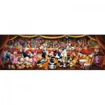 Clementoni-39445 Orchestre Disney