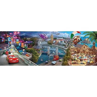 Clementoni-39446 Disney, Cars