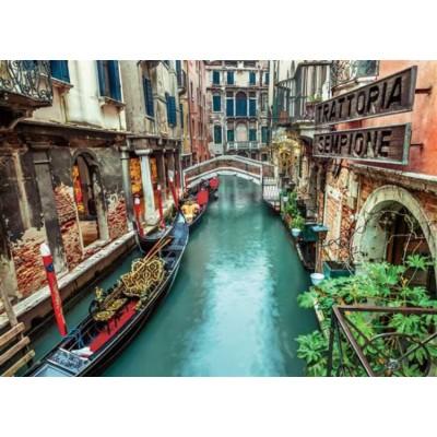 Clementoni-39458 Venise
