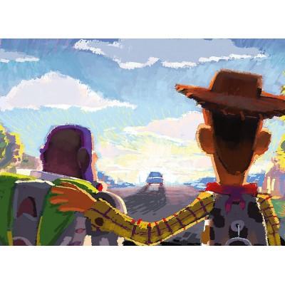 Clementoni-39491 Toy Story