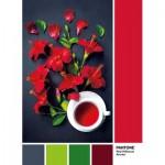 Clementoni-39494 Pantone - Goji Berry
