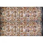 Clementoni-39498 Michel Ange - La Chapelle Sixtine