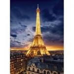 Clementoni-39514 Tour Eiffel