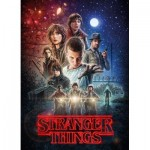 Clementoni-39542 Netflix Stranger Things
