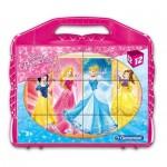 Clementoni-41181 Puzzle Cubes - Disney Princess