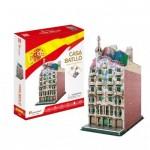 Cubic-Fun-C240h Puzzle 3D - Casa Batlló - Difficulté: 4/8