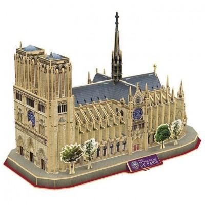 Cubic-Fun-DS0986H Puzzle 3D - Notre-Dame de Paris