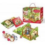 Cubic-Fun-E1601h Puzzle 3D - Little Red Riding Hood - Difficulté : 2/8